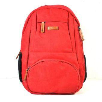 Harga Hush Puppies Titus Backpack (Red)
