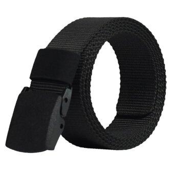 Harga Automatic Buckle Nylon Belt Male Army Tactical Belt Mens Military Waist Canvas Belts Cummerbunds High Quality Strap
