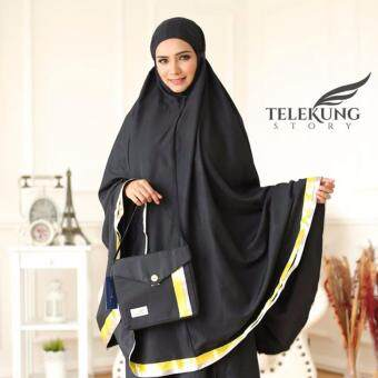 Harga TELEKUNG STORY Ayra Collection (Black)