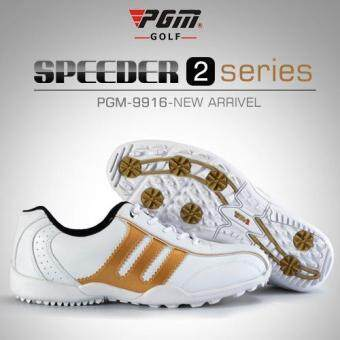 Harga Man Fashion Sport Golf Shoes Size 39-44 Color White Gold