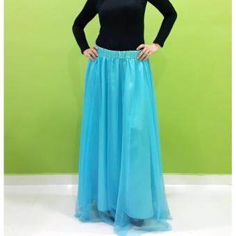 Harga Princess Tutu Skirt (Tiffany Blue)