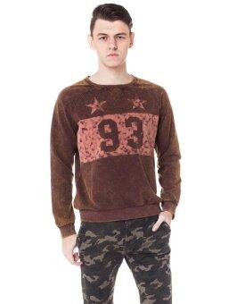 Harga Hi Style Minor Bleached Pullover Brown