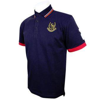 Harga Santa Barbara Polo & Racquet Club - Short Sleeve Round Neck (Navy)