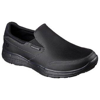 Harga Skechers Men USA ( 64589 BLK )