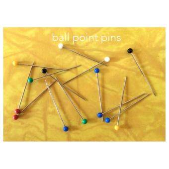 Harga Head Glass Pin (Multicolor)