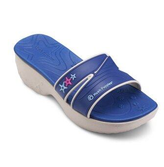 Harga Hush Puppies LOLLIPOP (S-S) Sandals (Navy)