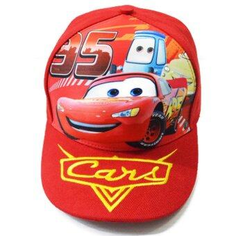 Harga Kid's Cars 3D Popout Cap With Embroidered Wordings - Cars/Red