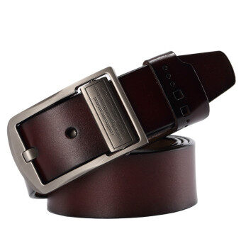 Harga Luxury strap male genuine leather belts for men fashion wide belt brand cinturones hombre tactical belt