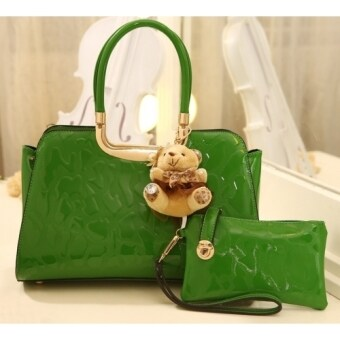 Harga Fashion Bag 3490 (Green)