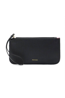 Harga Mango Basic Wristlet Clutch ( Black )