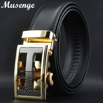 Harga Belt Mens Belts Luxury Designer Men High Quality Ceintures Homme Jeans Kemerler Ceinture Homme Cinto Gold Automatic Bucle Belt