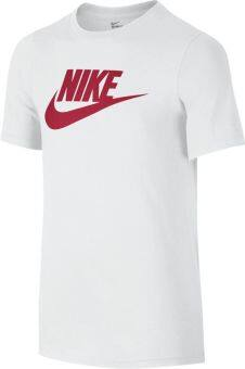 Harga Nike Boy's Futura Icon Training T-Shirt (White)