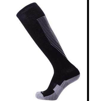 Harga TRAINING SOCK FOR RUGBY, FOOTBALL OR ANY SPORT - black