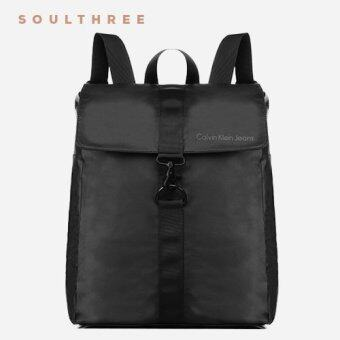 Harga CALVIN KLEIN Nyssa Hook Lock Backpack (Black)
