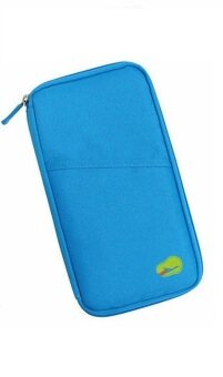 Harga Korean Style Travelus Handy Passport Holder Blue