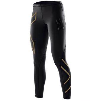 Harga men compression fitness tights male pants Joggers Superelastic stretch pants breathable Joggers trousers Gold