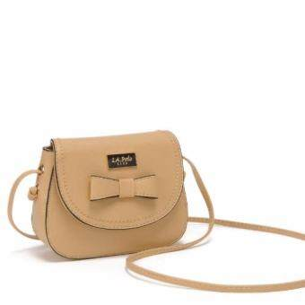 Harga LA POLO LA 20486 CROSS BODY BAG (BEIGE)