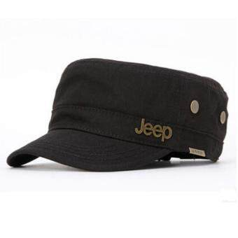 Harga JEEP special offer counter genuine copper standard outdoor leisure Unisex Hat Cap