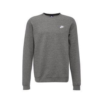 Harga Nike Mens Sportswear Fleece Club Sweatshirt-Grey