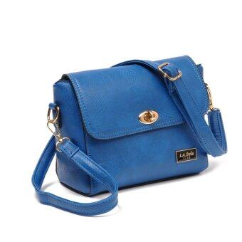 Harga LA POLO LA 20423 CROSS BODY BAG (BLUE)