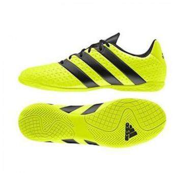 Harga Adidas Ace 16.4 Men Indoor Futsall Shoe yellow