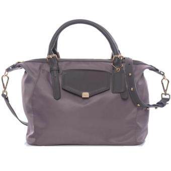 Harga Desire MK alike Duo Madison Tote Bag - Grey