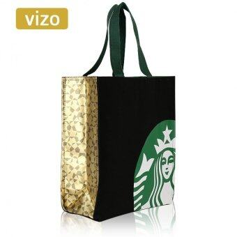 Harga LIMITED EDITION AUTHENTIC JAPAN STARBUCKS TOTE BAG BLACK