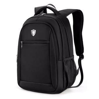 Harga Boshikang Functional Laptop Backpack Anti-theft Man Business Dayback Male Travel Bag 15.6 inch Company Back pack(Black)