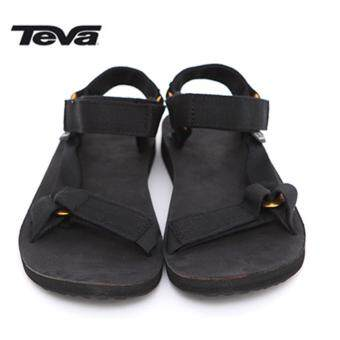 Harga Teva Original Universal Lux 1006911-BLK Men Sandals Slipper