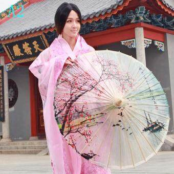 Harga Shooting props Chinese traditional crafts classical craft paper umbrella(A2)