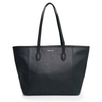 Harga Mango Touch Saffiano Leather Tote Handbag Bag