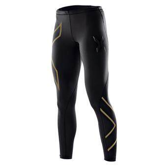 Harga Fancyqube fitness bicycle fitness pants compression woman Ladies Sweatpants Casual trousers Gold