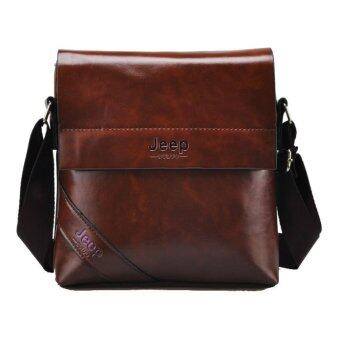 Harga Jeep Buluo Messenger Bag Messenger Bag (Dark Brown)