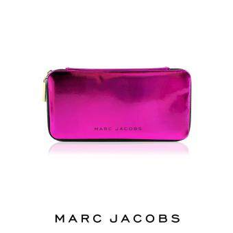 Harga AUTHENTIC MARC JACOBS PARFUMS GLOSSY COSMETIC CASE (VIOLET)