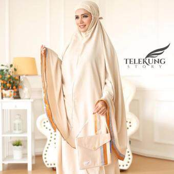 Harga TELEKUNG STORY Ayra Collection (Cream)
