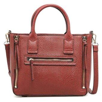 Harga Mango Small Tote Bag ( Red )