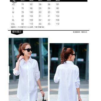 Harga Lady long sleeve shirt
