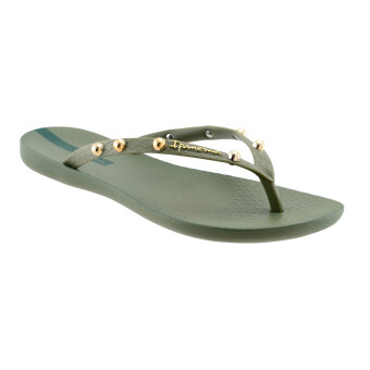 Harga IPANEMA Wave Hits II 26088 Women Flip Flop (Green/Green)