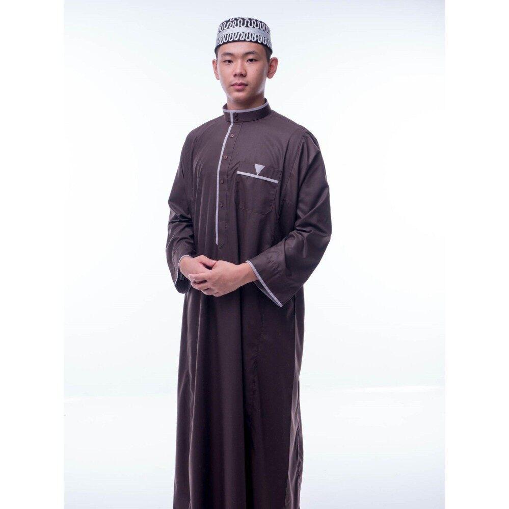 Jubah Lelaki TAIYIBAT SDS 002