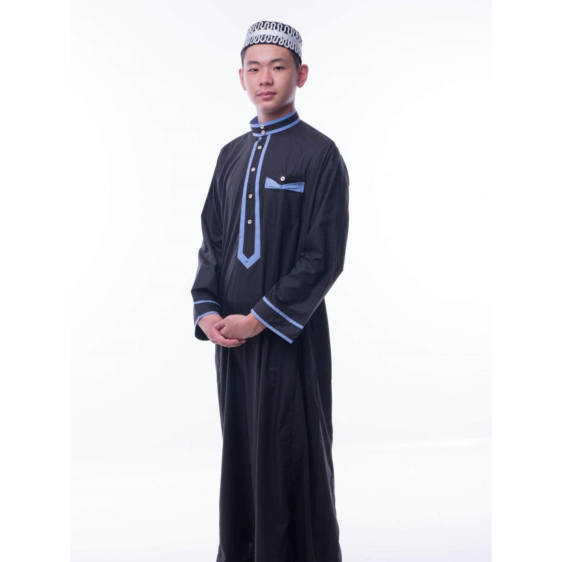 Jubah Lelaki TAIYIBAT SGB 009