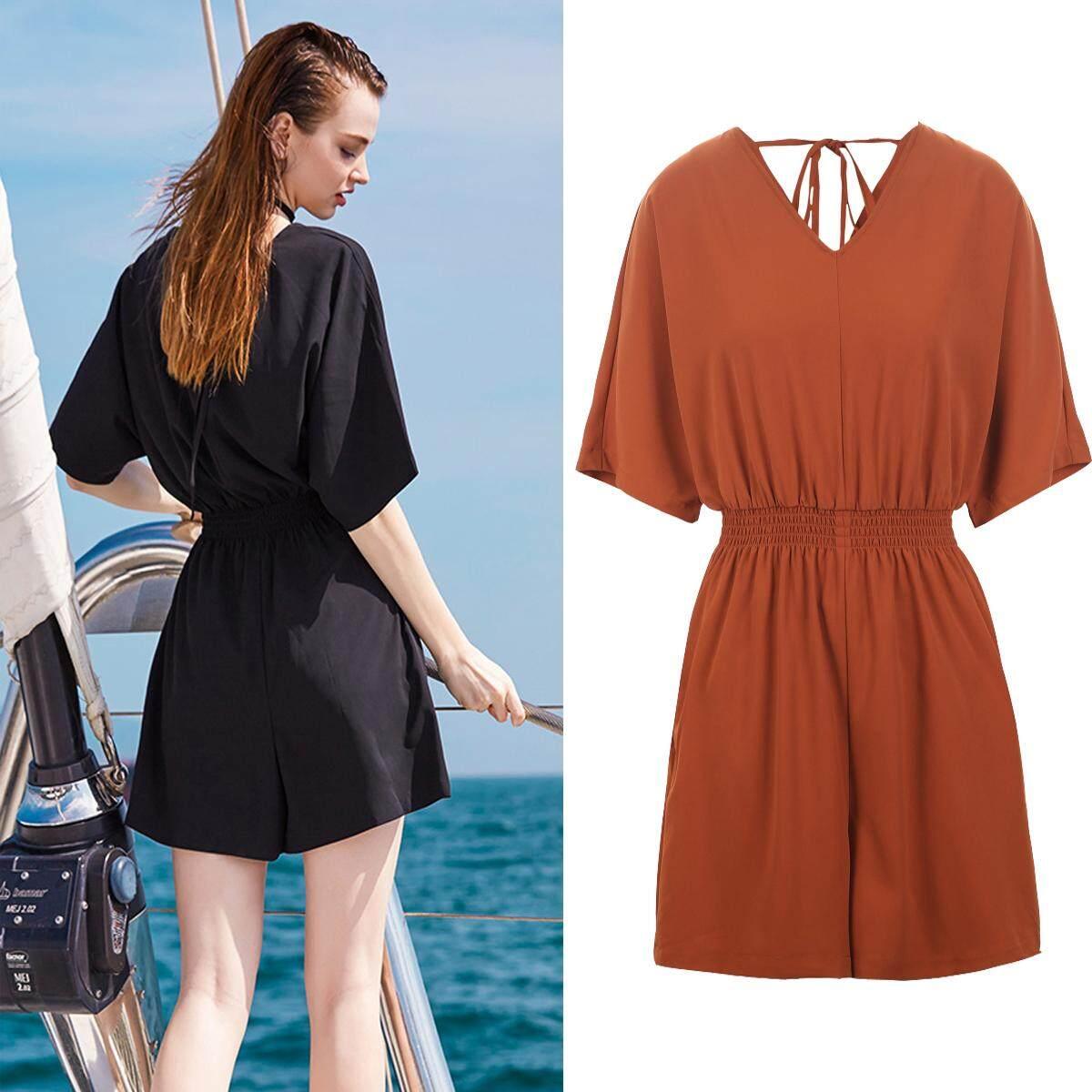 (Pre Order ETA 14/2) JYS Fashion: European Style Jumpsuit