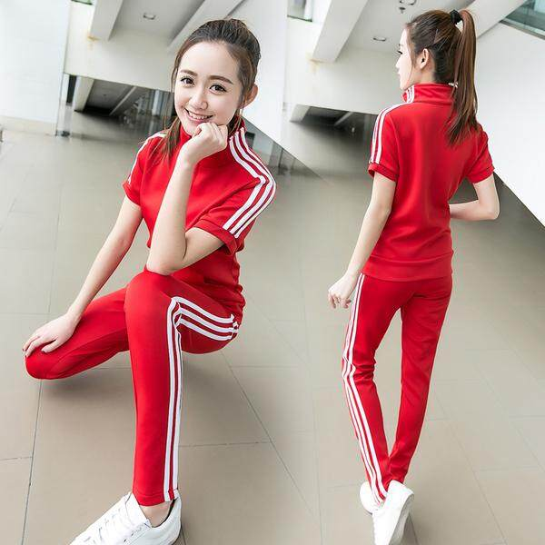 (Pre Order ETA End Feb 2021 CNY Break)(Pre Order ETA 14/2)JYS Fashion: Korean Sport Style Collection 78 9250-Red