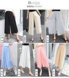 (Pre Order ETA 14/2) JYS Fashion: Korean Style Culottes Collection 84  4423-Rice Yellow