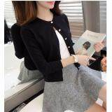 (Pre Order ETA 14/2) JYS Fashion Korean Style Knit Cardigan Collection 190-7783-Black