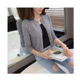 (Pre Order ETA 14/2) JYS Fashion Korean Style Knit Cardigan Collection 190-7783-Grey