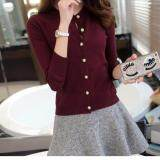(Pre Order ETA 14/2) JYS Fashion Korean Style Knit Cardigan Collection 190-7783-Purple