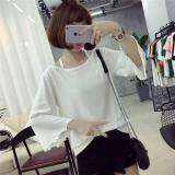 (Pre Order ETA 14/2) JYS Fashion: Korean Style Lace, Chiffon, Off Shoulder Top Collection 89  8698-White