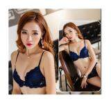 JYS Fashion :  Korean Style Push Up Bra Collection 8166-Blue