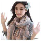JYS Fashion : Korean Style Scarf Collection 67 JYS 005