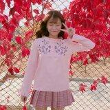 (Pre Order ETA 14/2) JYS Fashion: Korean Style Top / Blouse Collection 85  1106-Pink